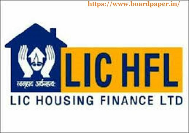 LIC HFL Syllabus & Sample Paper & Previous Year Question Papers